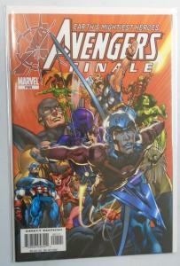 Avengers Finale #1, 8.0/VF (2005)