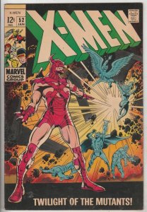 X-Men #52 (Jan-69) VF/NM High-Grade X-Men