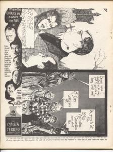 Gore Creatures #16 1969-early horror movie fanzine-H.P. Lovecraft-FN