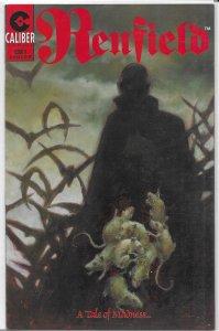 Renfield #3 (Caliber, 1994) FN Dracula, Garrett/Showman, Locke cover