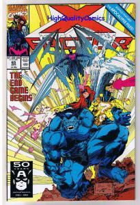 X-FACTOR #65, VF/NM, Apocalypse files, X-men, Chris Claremont, more in store