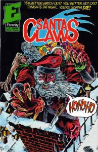 Santa Claws (Eternity) #1 VF; Eternity | save on shipping - details inside