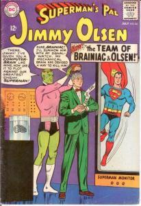 JIMMY OLSEN 86 VG-F July 1965 COMICS BOOK