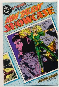 New Talent Showcase (1984) #1 NM