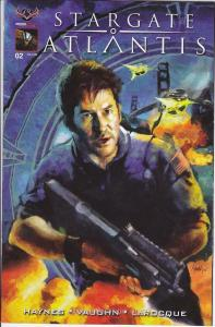 Stargate Atlantis #2 VF/NM; American Mythology   save on shipping - details insi
