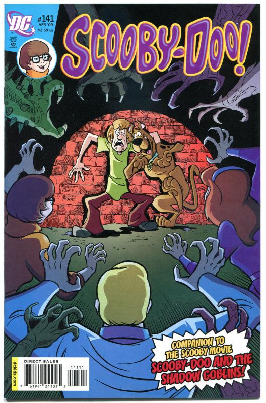 SCOOBY-DOO #141, NM-, Mystery, Shaggy, 1997, more in store