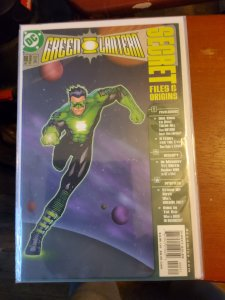 Green Lantern Secret Files #3 (2002)