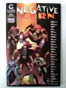 NEGATIVE BURN #50, NM+, Guy Davis, Brian Bolland, Caliber 1993 1997
