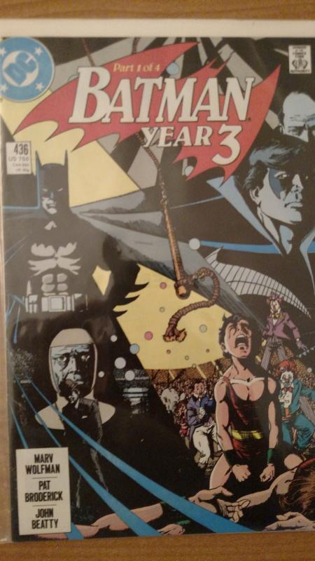 Batman 436 VF/NM