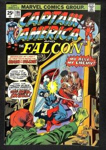 Captain America #186 (1975)