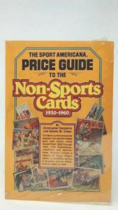 Sport Americana Price Guide To The Non-Sports Cards 1930-1960