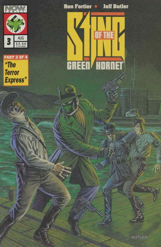 Sting of the Green Hornet #3 VF/NM; Now | save on shipping - details inside