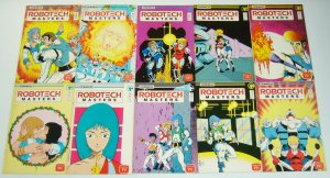 Robotech: Masters #1-23 VF/NM complete series - mike baron - comico set lot