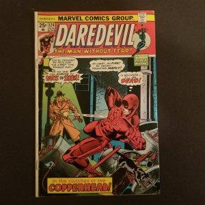 Daredevil #124-1975