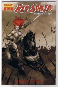 RED SONJA #15, NM, B&W Variant, Robert Howard, She-Devil, more RS in store