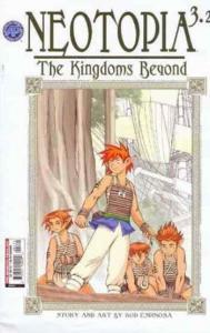 Neotopia Vol. 3: The Kingdoms Beyond #2 FN; Antarctic   save on shipping - detai
