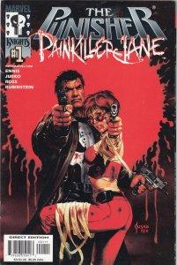 The Punisher/Painkiller Jane #1 (2001)