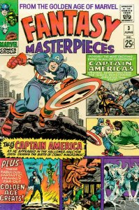Fantasy Masterpieces (Vol. 1) #3 VG; Marvel   low grade comic - save on shipping