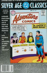 DC Silver Age Classics Adventure Comics #247 FN; DC | save on shipping - details