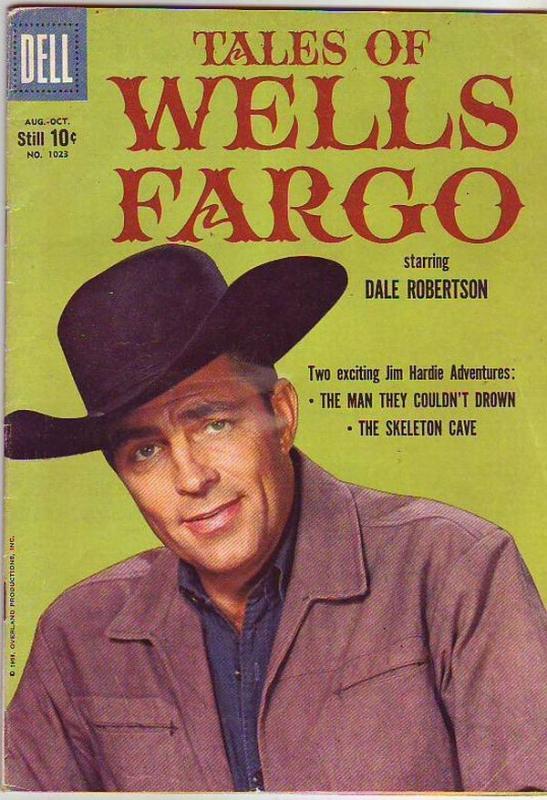 Four Color #1023 (Oct-59) FN+ Mid-Grade Dale Roberton (Jim Hardie)