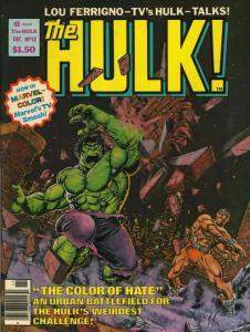 Hulk, The #12 VG; Marvel | low grade comic - save on shipping - details inside