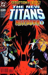 New Titans, The #129 VF/NM; DC | save on shipping - details inside