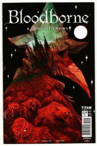 Bloodborne #11 Cvr B (Titan, 2019) NM