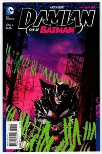 Damian Son Of Batman #3 (VF/NM) ID#SBX1