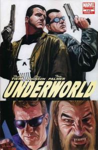 Underworld (Marvel) #4 FN; Marvel   save on shipping - details inside
