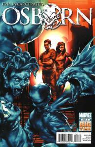 Osborn #3 VF/NM; Marvel | save on shipping - details inside