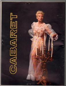 Cabaret 6/1957-Lily St Cyr-Anita Ekberg-show girls-exploitation-Joni Arnold-G
