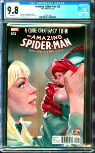Amazing Spider-Man #23 CGC Graded 9.8