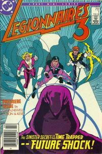 Legionnaires Three #1, NM (Stock photo)