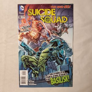 Suicide Squad 10 Fine/Very Fine Cover by Ken Lashley