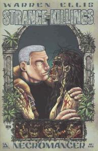 Strange Killings: Necromancer #1 FN; Avatar | save on shipping - details inside