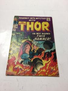 Journey Into Mystery With Thor 120 Vg- Very Good- 3.5