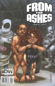From the Ashes #4 VF/NM; IDW | save on shipping - details inside
