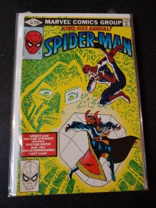 THE AMAZING SPIDER-MAN #14 KING SIZE ANNUAL VF- DR.DOOM