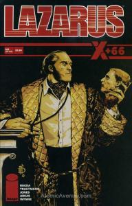 Lazarus: X + 66 #6 FN; Image | save on shipping - details inside