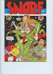 SNARF #2 / Only Printing / August 1972 / 36 pages / Kitchen Sink Enterprises