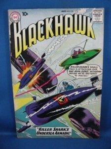 Blackhawk #139 (Aug 1959, DC) F