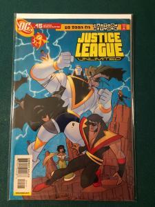 Justice League Unlimited #15