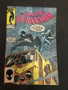 Amazing Spider-Man 254 Nm Near Mint Marvel Comics