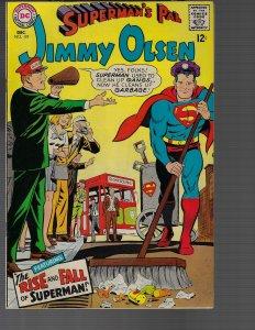 Jimmy Olsen #107 (DC, 1967) VF+