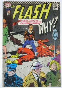 FLASH #171 (DC) June, 1967  GOOD