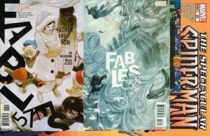 FABLES (2002 VERTIGO) 57-58 Father And Son