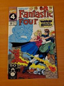 Fantastic Four #356 Direct Market Edition ~ NEAR MINT NM ~ 1991 MARVEL COMICS
