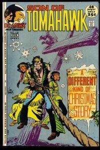 Tomahawk #138 NM- 9.2