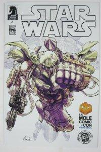 STAR WARS #1 (Dark Horse,10/2014) Decomixado Variant Edition  VF-NM/+