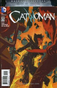 Catwoman (4th Series) #50 VF/NM; DC | save on shipping - details inside